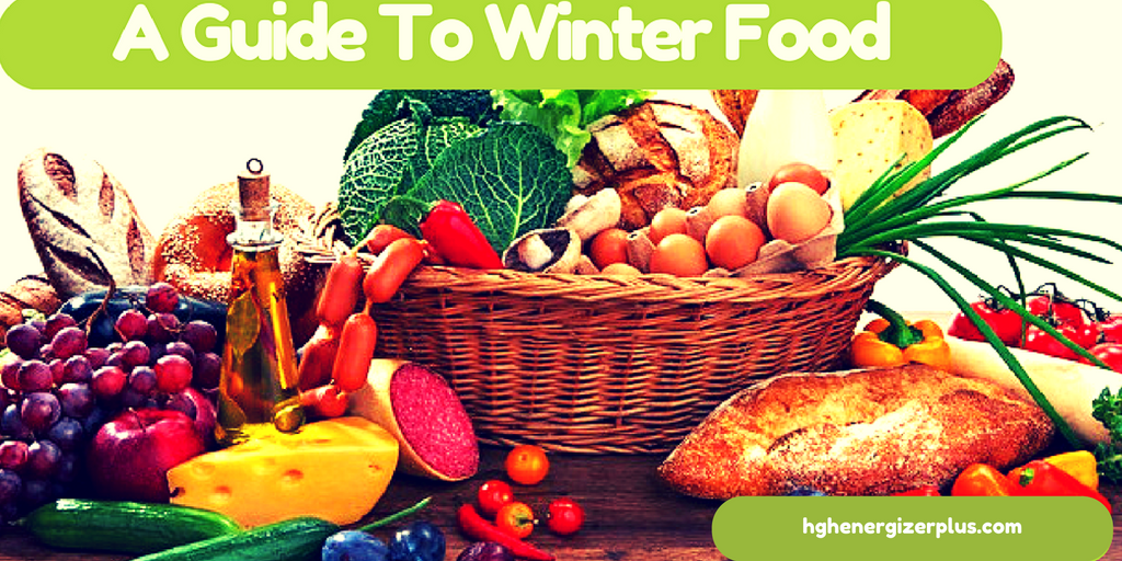 a guide to winter food