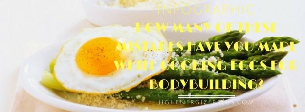 How To Cook Eggs Bodybuilding