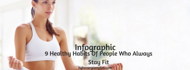 healthy habits to stay fit