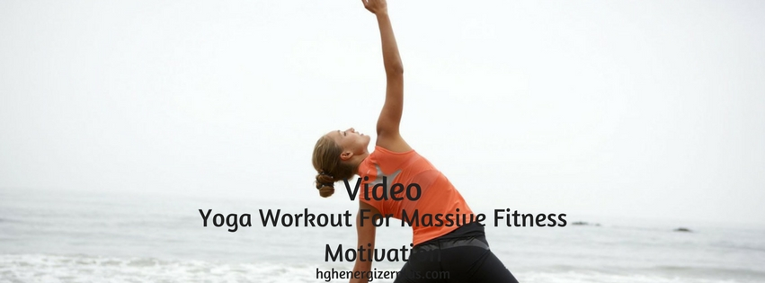 yoga workout for fitness