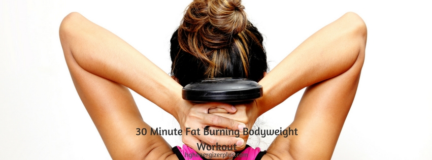 Fat Burning Bodyweight Workout