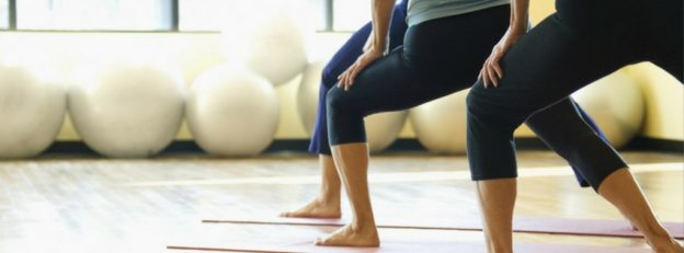 Yoga Poses For Strength Athletes