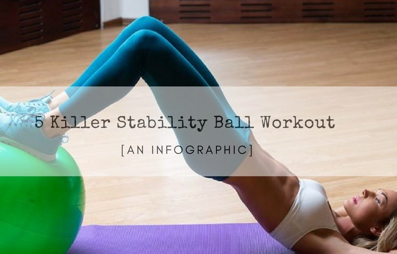 5 Killer Stability Ball Workout