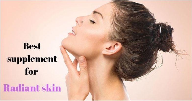 Best supplement for radiant skin